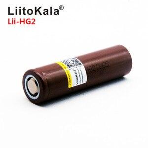 Image 4 - 2020 חדש LiitoKala HG2 18650 סוללה 3000mah נטענת סוללות כוח גבוהה פריקה, 30A גדול הנוכחי