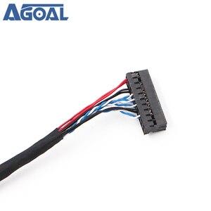 Image 3 - Uniwersalny 1ch 6 bit 20 szpilki kabel LVDS 20pin pojedynczy 6 6 bit dla 12 cal 15 cal panel LCD