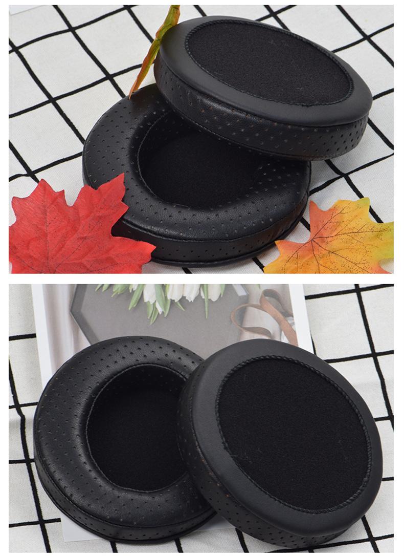 General 110mm Soft Sheepskin Foam Ear Pads Cushions for Headphones Earpads High Quality 12.5 (8)