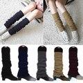 SMT206Hot Women Winter Leg Warmers Long  Knit Crochet Legging Boot Cover Stockings 1Q8Z 3TAB 7FQ5