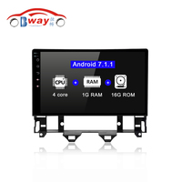 HANG XIAN Quadcore Android 7 1 2 DIN Car Radio Stereo For Mazda 6 Old Car