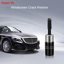 Горячая, инструмент для ремонта лобового стекла, инструмент для восстановления трещин и царапин, набор для ремонта стекла автомобиля