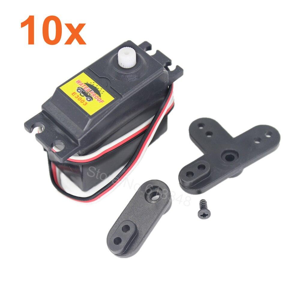 Comercio al por mayor 10 set/lot hsp 02073 servo de dirección 3 kg high torque e