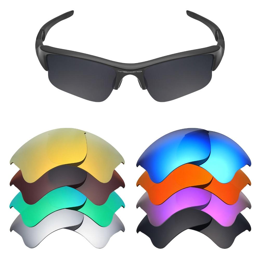 0418adb92c263 Mryok Polarized Lentes de Reposição para óculos Lentes De Óculos De Sol  Oakley Flak Jacket XLJ