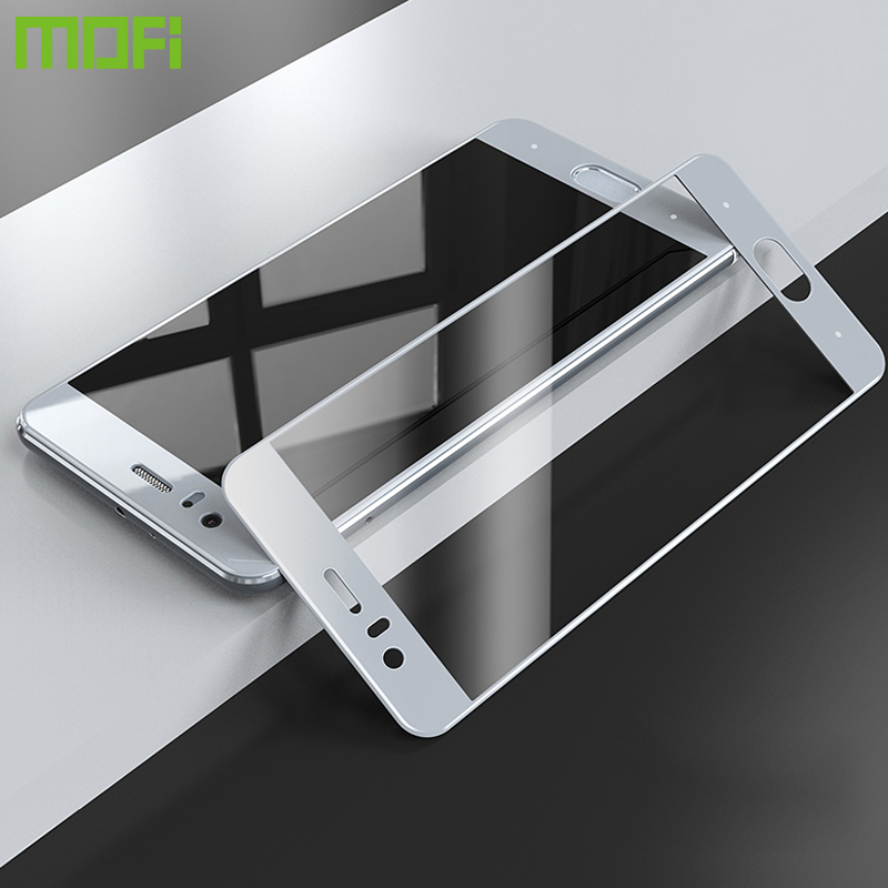 Galleria fotografica For Huawei <font><b>Honor</b></font> <font><b>9</b></font> Tempered Glass MOFi Full Cover Glass Tempered Anti Blue Film Screen Cover For <font><b>Honor</b></font> <font><b>9</b></font> Screen Protector