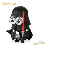 Car Decoration Cosplay Dolls for Star Wars Creative Ornaments Black White Sword Heroes Toys Car Inte