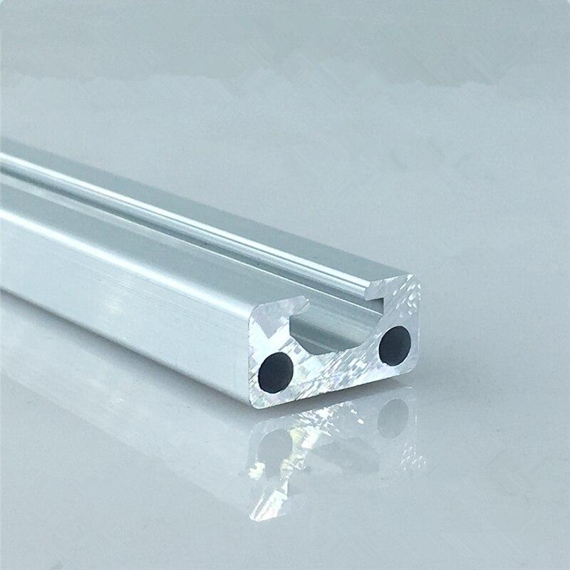 Алюминиевый профиль штранг прессования 1020, ширина паза 6 мм, длина 100 мм, промышленный европейский стандарт, верстак 1 шт.|workbench|   | АлиЭкспресс
