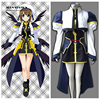 2016 Top Selling Magical Girl Lyrical Nanoha Anime Hayate Yagami Halloween Cosplay Costume