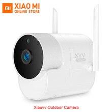Xiaomi Xiaovv на открытом воздухе 360 панорамный Камера 1080P IP камера наблюдения Беспроводной WI-FI ночное видение высокой четкости с Mijia APP