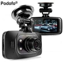 Podofo Новатэк GS8000L Full HD 1080 P 2.7 «Видеорегистраторы для автомобилей Авто-камеры видео Регистраторы регистраторы g-сенсор HDMI Ночное видение черный ящик