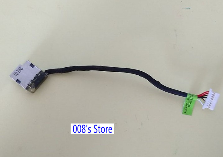 DC POWER JACK HARNESS FOR HP Pavilion 15-AC 15-AE 15-AF 813945-001