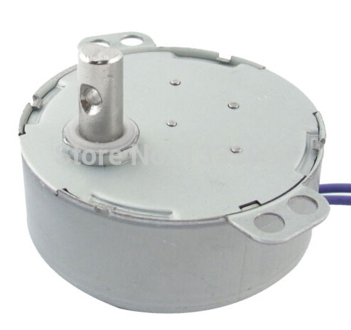 FREE SHIPPING Microwave Oven Turntable 0.3W 3/3.6RPM CW/CCW AC 220-240V Synchronous Motor promotion microwave oven turntable synchronous motor cw ccw 4w 5 6rpm ac 220 240v