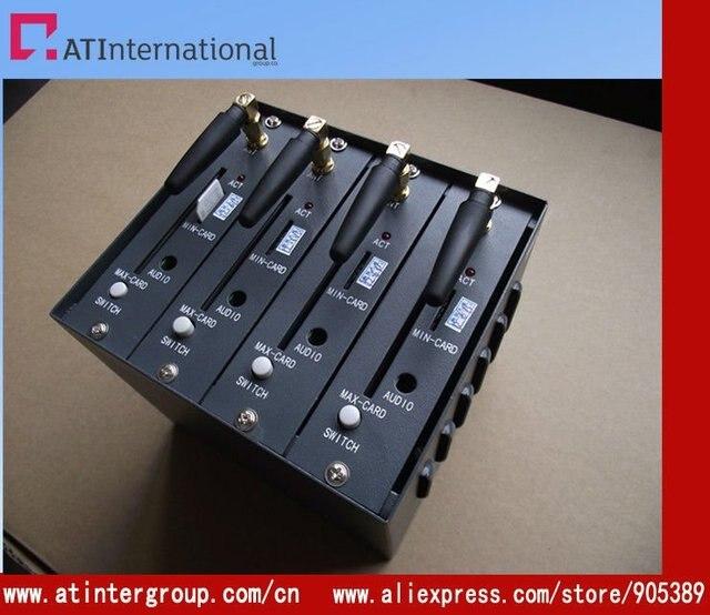 LOW COST WAVECOM MODEM 4 MULTI-PORT GSM MODEM
