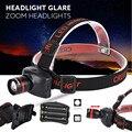 PROBE SHINY 3000LM CREE XM-L Q5 LED Headlamp Headlight Flashlight Head Light Lamp l61215