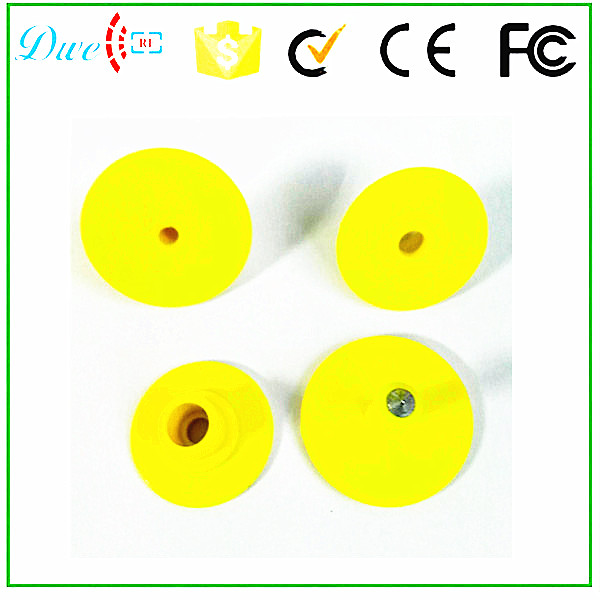 DWE CC RF 10 sets per lot 960Mhz UHF long range ear tag animal tracking Free shipping