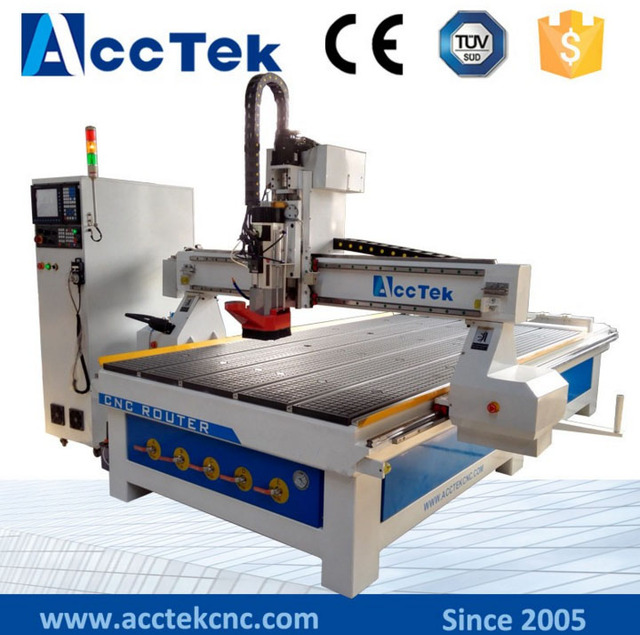 Cnc Router Atc Vacuum Table 1530 Big Size Cnc Machine For Wooden Furniture  Cabinet