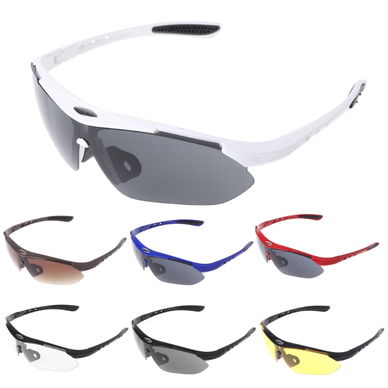 Outdoors Sports Cycling Bicycle Bike Riding Men Women Sunglasses Eyewear Goggles #20/12