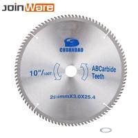 10 Saw Blade Circular Wood Cutting Disc Carbide Blade Disc Power Tool Cutting for Wood 40T/60T/80T/100T/120T