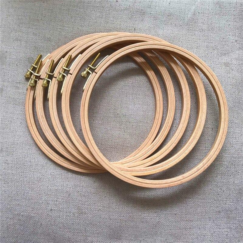 """18/"""" Wooden Quilting Hoop"""