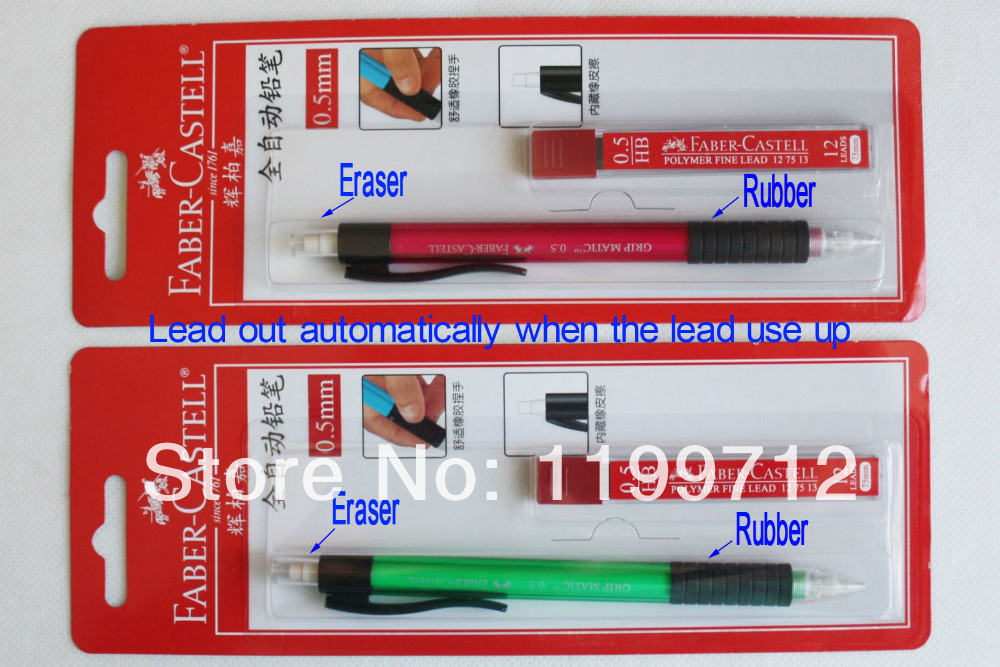 Faber Castell Tube Of 6 Compass Leads Faber-Castell