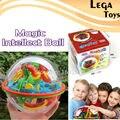 929A Enigma Inteligência Bola Mágica Bola Labirinto 3D Jogo de Labirinto Labirinto Presente Das Crianças Brinquedos educativos 100 Níveis Originais
