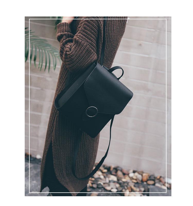 Retro Women's Rucksack Bag 28