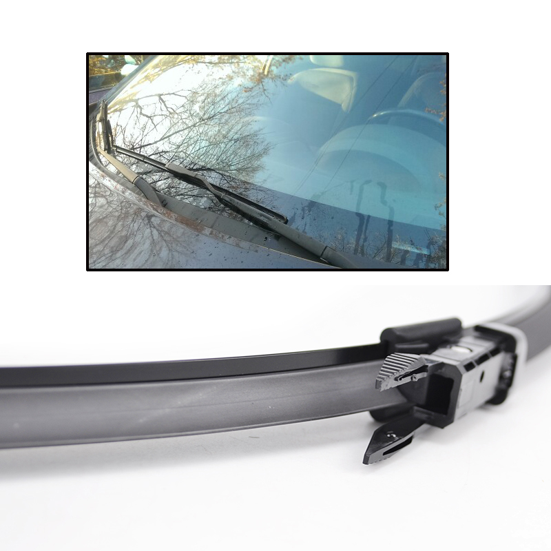 """Image 4 - Misima Windshield Windscreen Wiper Blades For Renault Koleos 2008 2009 2010 2011 2012 2013 2014 2015 Front Rear Window 24""""19""""16""""-in Windscreen Wipers from Automobiles & Motorcycles"""