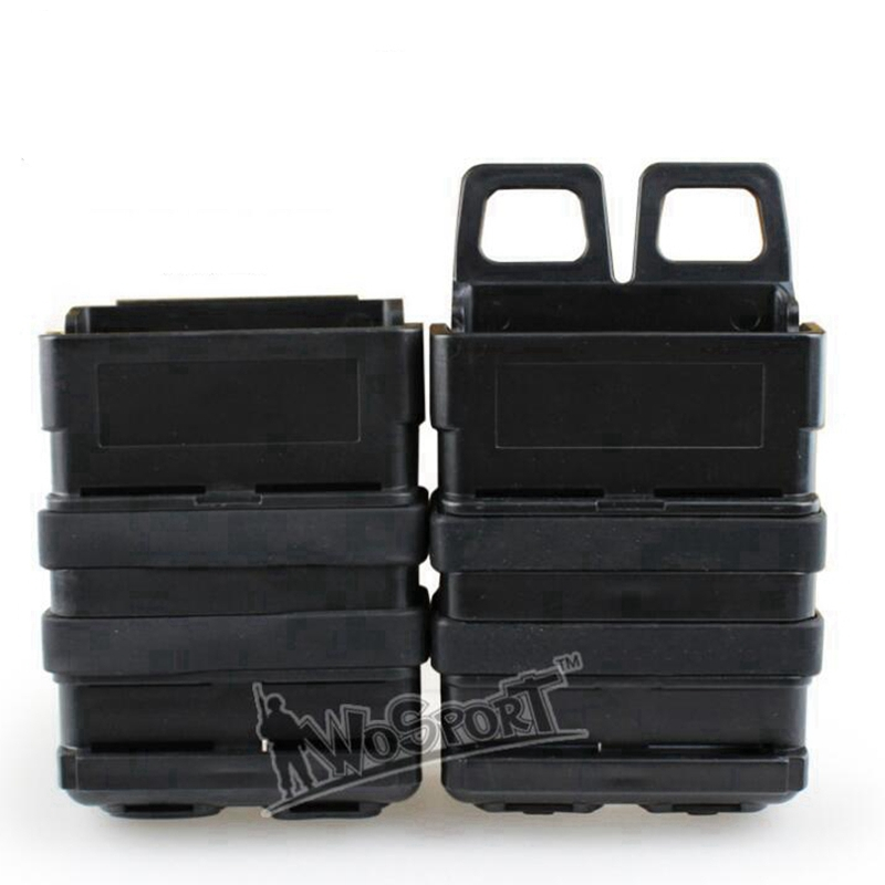 Wholesale FastMag 5.56 Gen3 Airsoft Assault <font><b>M4</b></font> <font><b>Magazine</b></font> Tactical Pouch DE for vest or belt image