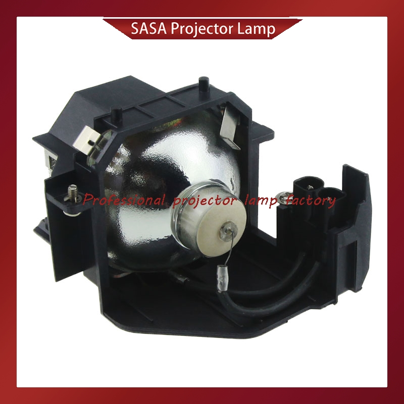 Replacement Projector Lamp ELPLP33/V13H010L33 for EPSON EMP-TW20/EMP-TWD1/EMP-S3/EMP-TWD3/EMP-TW20H/ S3L with 180days warranty replacement projector lamp elplp32 v13h010l32 for epson emp 750 emp 740 emp 765 emp 745 emp 737 emp 732 with housing