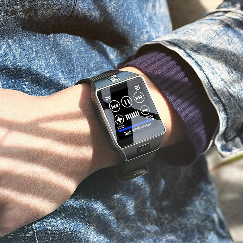 e73695817f95d Getihu ساعة ذكية الرقمية dz09 u8 المعصم مع الرجال بلوتوث ساعة اليد سيم  الرياضة كاميرا ساعة ذكية ل هاتف الايفون والأندرويد wach