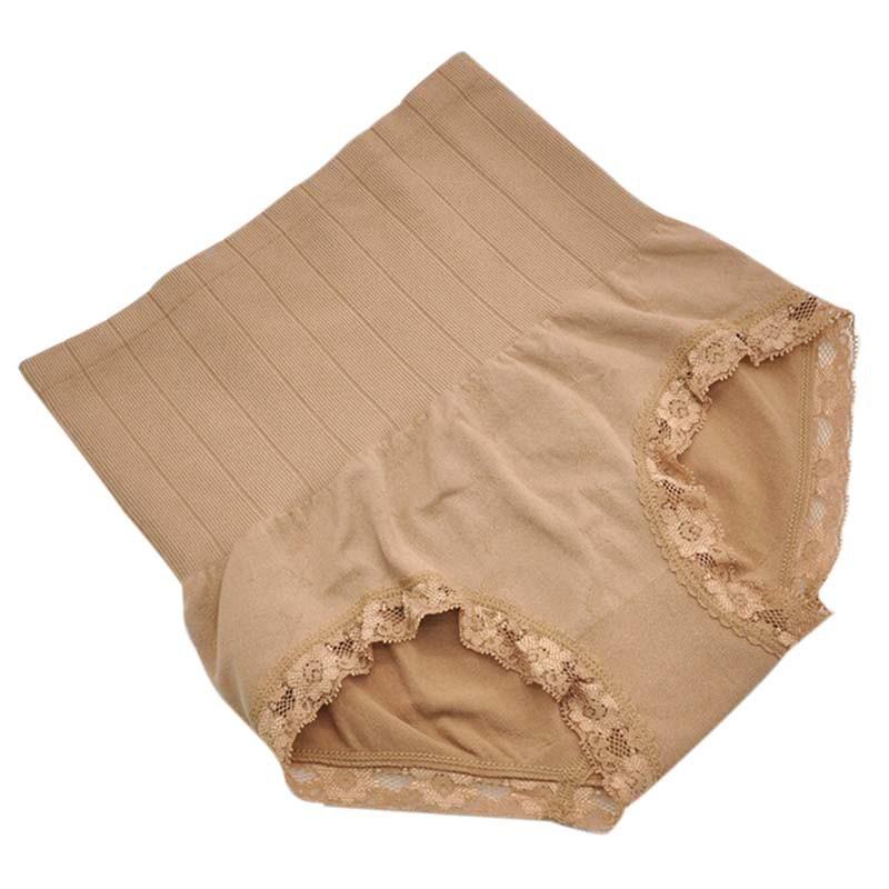 a44afc7713d9c High Waist Briefs Panty Body Shaper Control Slim Tummy Underwear Shapewear-in  Briefs from Underwear   Sleepwears on Aliexpress.com
