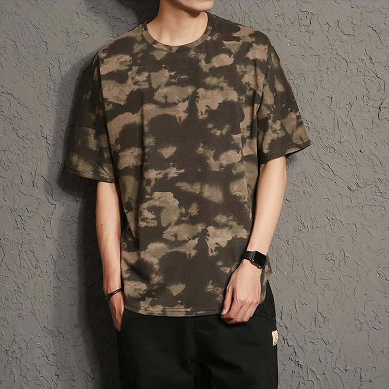 New Design Men's Summer Short Sleeve T Shirt Men Clothes Tshirt clothing superman Brand Men Cotton Fashion Casual T-Shirt Men