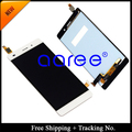 Free Shipping 100% tested Original Tested LCD Display Touch Screen Digitizer For Huawei P8 lite -Black/White