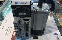Whole 5 sets Leadshine AC Servo Drive L5 400 and AC servo motor 400W ACM6004L2H B encoder 2500 lines work at 220VAC RUN 3000RPM