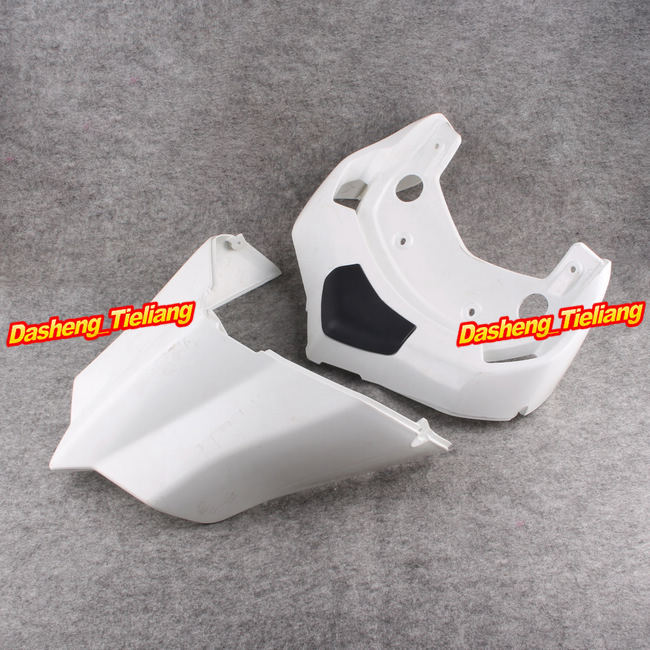 For Ducati 999 749 2003 2004 Tail Rear Fairing Cover Bodykits Bodywork Injection Mold ABS Plastic, Unpainted