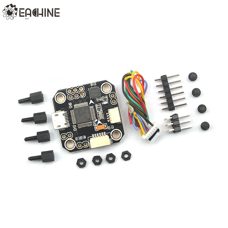 High Quality Eachine Minicube F3 6DOF Flight Controller Intergrated Betaflight OSD 20mm*20mm For RC Multicopter omnibus f3 betaflight