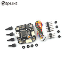 De alta calidad de Eachine Minicube F3 6DOF controlador de vuelo integrado Betaflight OSD 20mm * 20mm para RC de Multicopter(China)