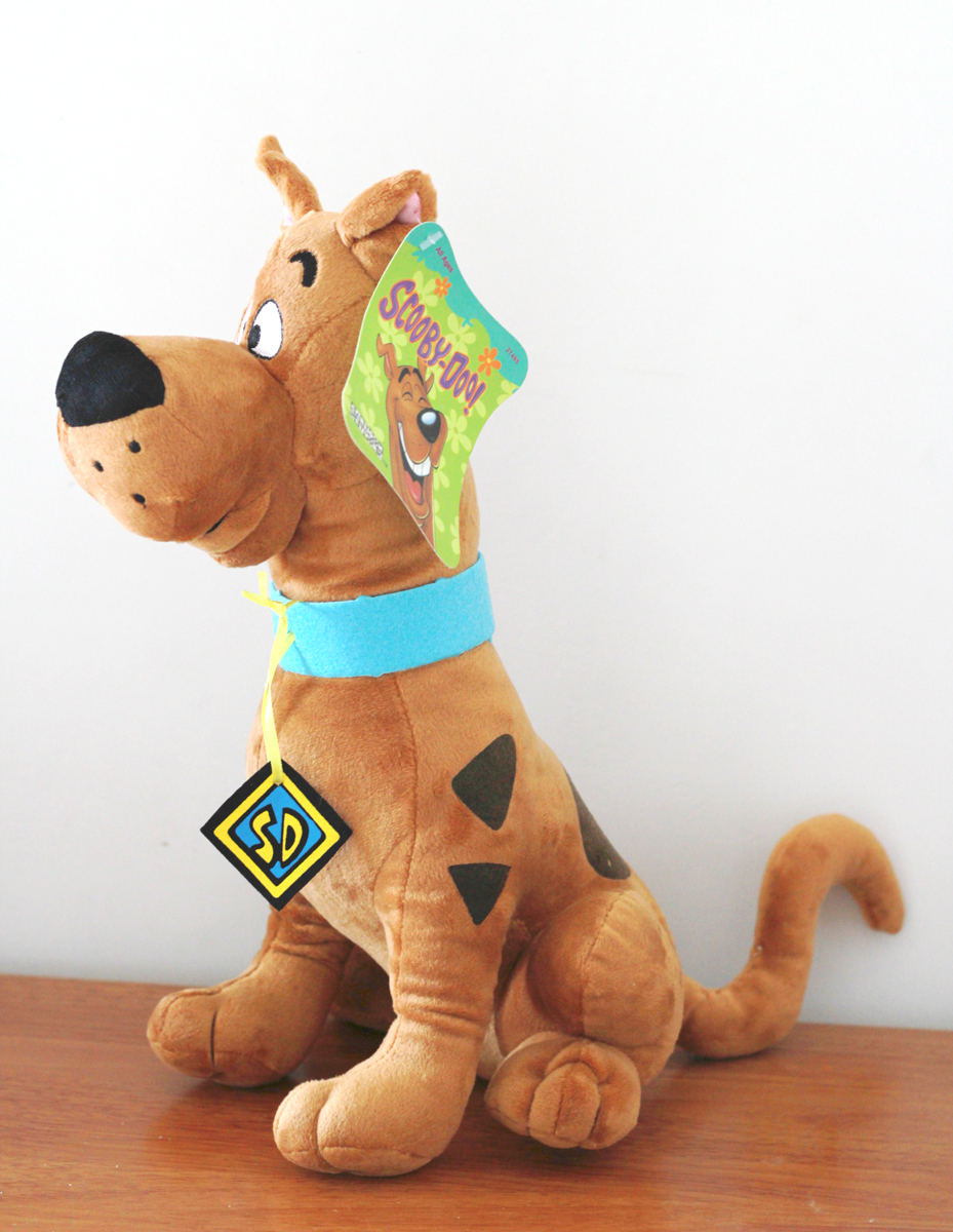 Scooby-Doo Great Dane scooby doo dog plush toy stuffed toy gift for kids 35cm 14