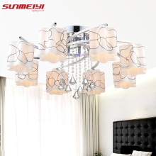 New Ceiling Lights Indoor Lighting LED Luminaria Abajur Modern Led Ceiling Lights for Living/Dining Room Lamps Home Decor