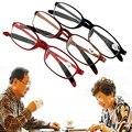New Mulheres Homens Óculos de Leitura Flexíveis TR90 Leitores Força Óculos Para Presbiopia