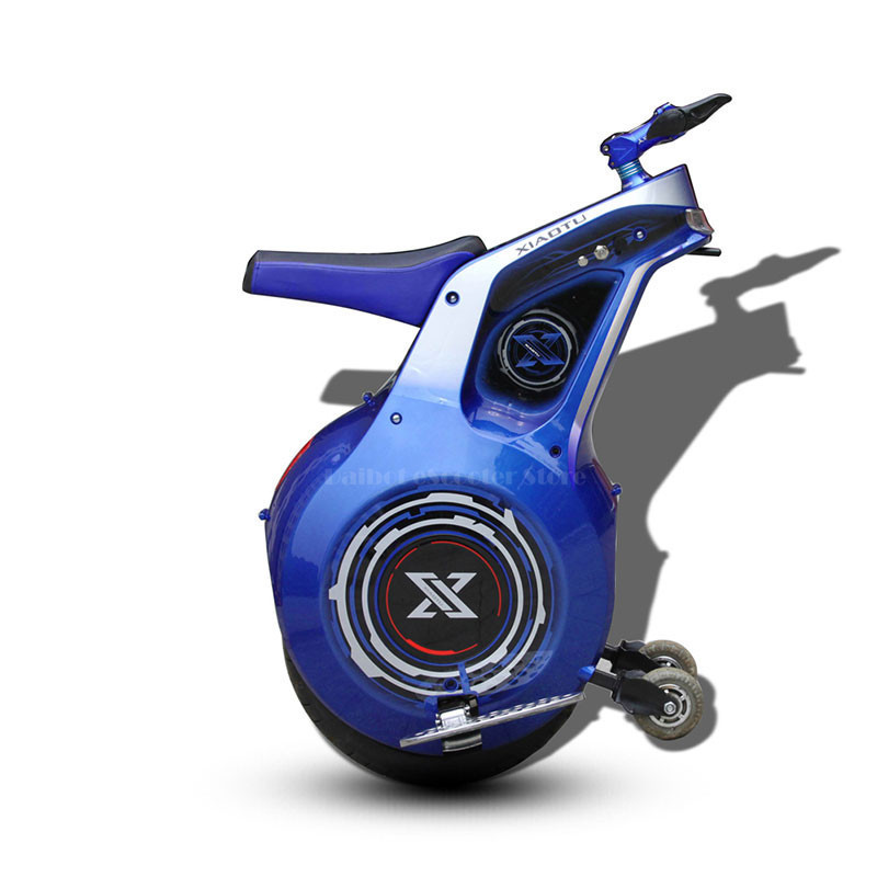 New 19 Inch Electric Motorcycle Adult With APP One Wheel Self Balancing Scooters Powerful 800W 60V Electric Unicycle One (22)