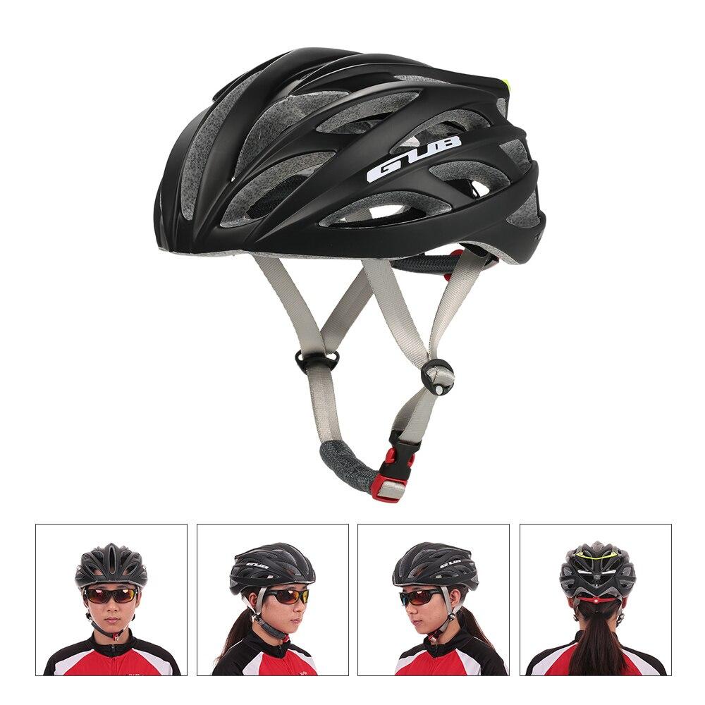 NUCKILY велосипедный шлем цельно Формованный дорожный велосипед и горный велосипед шлем для взрослых PB07 - 2