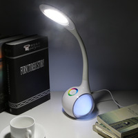 FXT3 Led Reading Eye Protecting Student Desk Lamp Table Lamp For Computer Home Study Reading Brightness