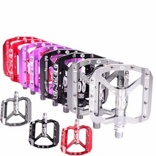 цена на VSTEO Mtb Pedals Bike Aluminum CNC Sealed Bearing Bike Pedals Mtb Bike Parts 4 Colors