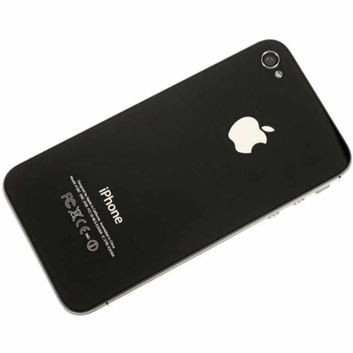 Quà Tặng miễn phí! Chính hãng Apple Iphone 4 S Nhà Máy Mở Khóa 8 GB/16 GB/32 GB/64 GB di động 3G GSM Wifi GPS 8MP Màn Hình 3.5 ''iOS SỬ DỤNG