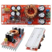 1200W 20A DC Converter Boost Power Supply Module 8 60V 12v Step up12 83V 24v 48v free shipping