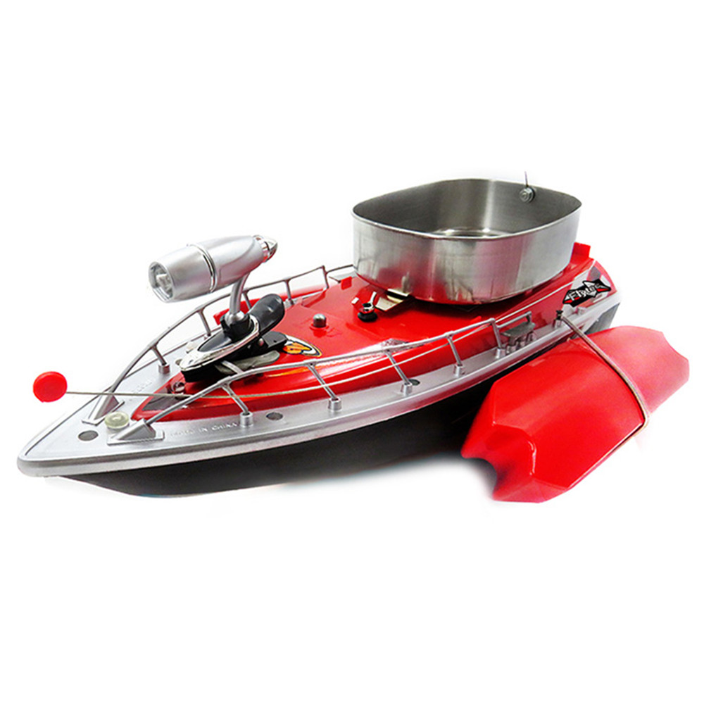 Flytec 2011-3 Third Generation RC Boat For Fishing / Entertainment High Capacity Stainless Steel Adjusted Remote Control Boats new original brand flytec 2011 9 rc boats high speed remote control boat 2 4ghz wireless remote control toys gift for child kids