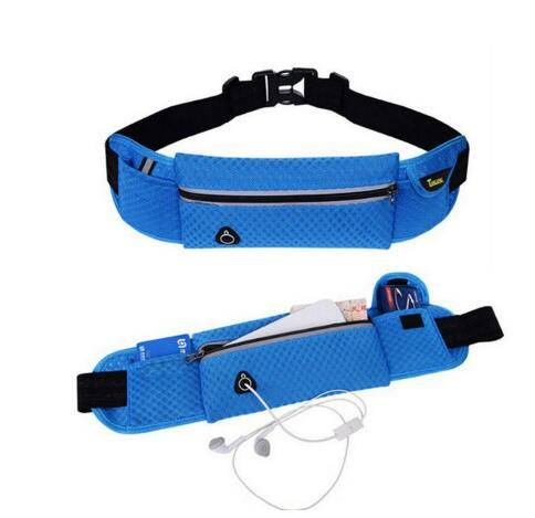 Professional Waist Pack For Men Women Fanny Pack Bum Bag Hip Money Belt Travelling Mountaineering Mobile Phone Bag