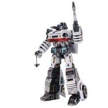 2018 му 3D металлические головоломки TF Джаз G1 DIY лазерная резка головоломки модель для взрослых детей развивающие игрушки настольные украшения