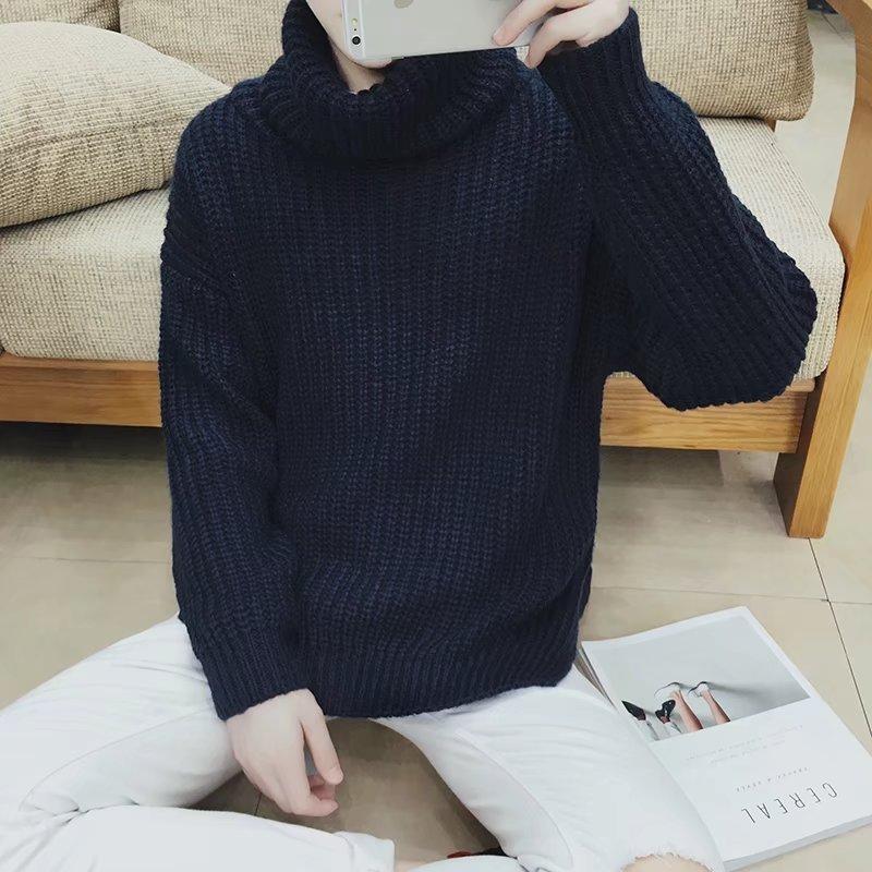 Mode hommes Slim casual hommes de chandail Chandail veste manteau d'hiver chandail